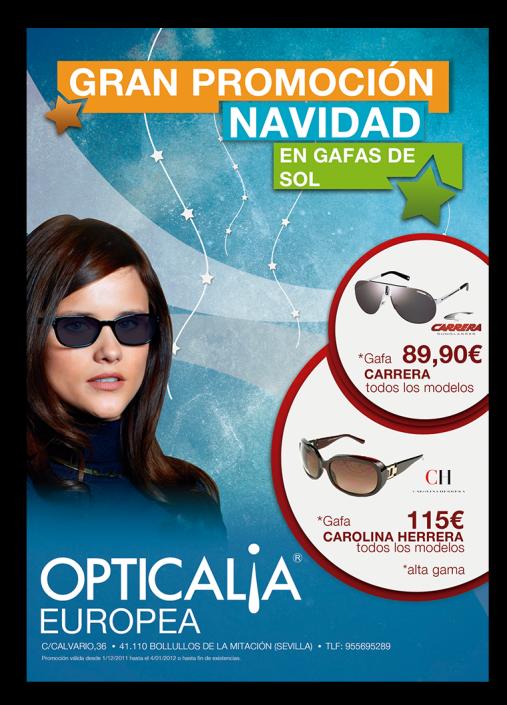 cartel opticalia